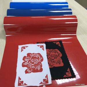 Vivid Color Heat Transfer Film / PU Based Vinyl Width 50 Cm Length 25 M for All Fabric pictures & photos