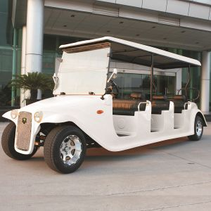 CE Approve 8 Seater Electric Classic Bus (DN-8D) pictures & photos
