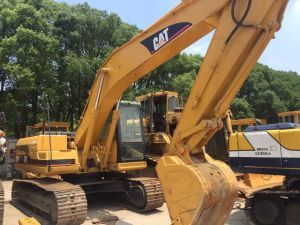 Used Cat Excavator, 320b Excavators for Sale pictures & photos