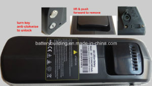 Downtube Mounted Battery New Downtube E Bike Battery 36V 14.5ah Electric Bicycle Battery pictures & photos
