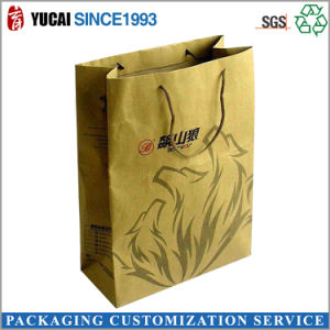 Chinese Luxury Tea Bag Paper Gift Bag pictures & photos