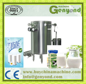 Milk Processing Plant Milk Production Line pictures & photos