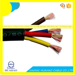 Multi Core Copper/CCA Conductor PVC Sheath Flexible Cable pictures & photos