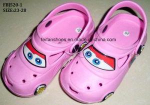 Fashion EVA Children Garden Shoes Beach Shoes Comfort Slipper Shoes (FBJ520-1) pictures & photos