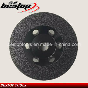 Vacuum Brazed Diamond Cup Wheel for Grinding pictures & photos