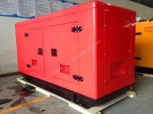 100kw/125kVA Canopy Cummins Engine Diesel Generator Set pictures & photos