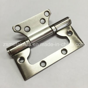 Stainless Steel 4 Inch 2 Ball Bearing Flush Hinge (194030-1) pictures & photos