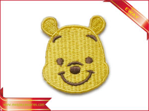Lovely Bear Embroidery Patch Garment Decoration Fabric Patch pictures & photos