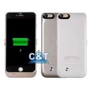 4800mAh External Rechargeable Protective Battery Case for iPhone 6 pictures & photos