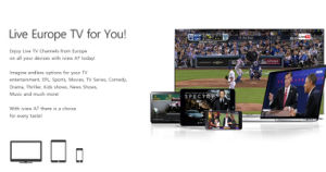 Android HD IPTV Box Iview A7 for Europe pictures & photos