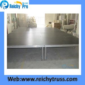 1.22*2.44 Simple Stage Aluminum Stage Outdoor Stage Concert Stage pictures & photos