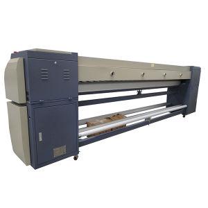 China 3.2m Spt510 35pl Printhead PVC Flex Banner Printing Machine pictures & photos