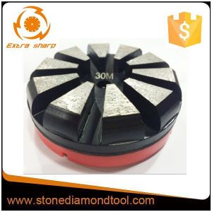 4 Inch Klindex Diamond Shoes for Concrete Grinding pictures & photos
