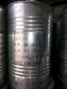 Various Uses High Quality Anhydrous Zinc Chloride pictures & photos