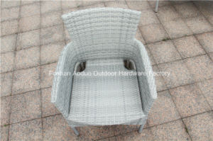 Outdoor Garden Rattan Wicker Stackable Sofa pictures & photos
