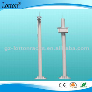 Galvanized Street Lighting Pole 6.5m