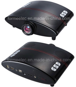 "2.4"" Mini LED Projector Ks269d with HDMI Port pictures & photos"