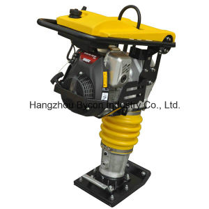TRBC-80 4HP Honda engine rammer machine vibrator frog tamping rammer machine pictures & photos