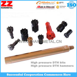 High Pressure DTH Drill Bits pictures & photos