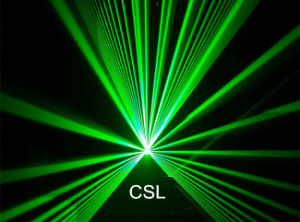 5W-50W Outdoor Animation Logo Green Laser Light pictures & photos