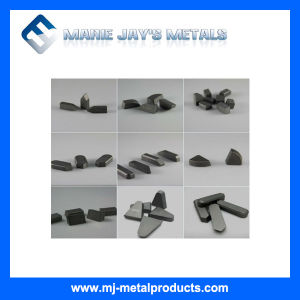 Cemented Tungsten Carbide Saw Tips pictures & photos