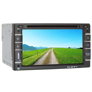 6.5inch Double DIN 2DIN Car DVD Player with Android System Ts-2508-1 pictures & photos