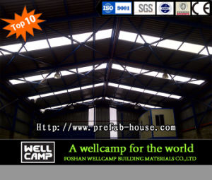 Chili Project Modular Steel Warehouse Steel Structure Workshop pictures & photos