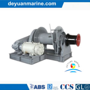 Ship Marine Electric Anchor Windlass with BV/CCS Certificate pictures & photos