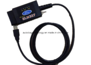 Elm327 USB with Switch OBD2 Diagnostic Auto Car Scanner pictures & photos