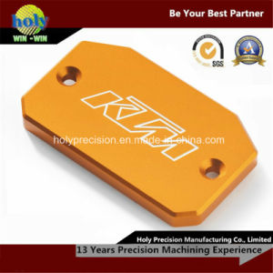 OEM CNC Machining Aluminum Hardware with Laser Engraving pictures & photos