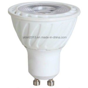 New 7W 450lm 3500k, Warm White, 60deg Beam Angle, Track Lighting GU10 MR16 LED Bulbs pictures & photos
