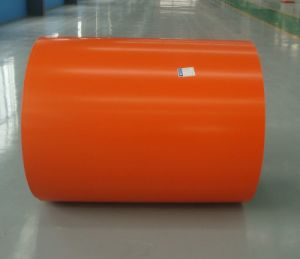 PPGI Steel Coil Color Coated Coil Ral 2004 Pure Orange pictures & photos