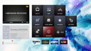 IPTV HD Set Top Box Better Than Mag250 Mag254 Mag260 pictures & photos