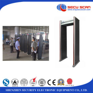 IP55 Weatherproof Security Gate for Metal Detecting in Hotel, School pictures & photos