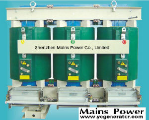 1600kVA 10kv Class Dry Type Transformer Distribution High Voltage Transformer pictures & photos