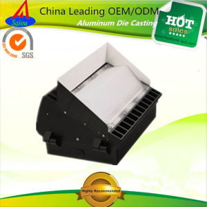 SGS Approved Aluminum Alloy Wall Pack LED Housing pictures & photos
