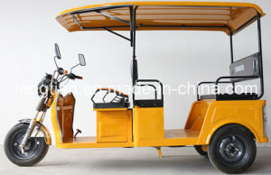 Electric Good Quality Cargo Tricycle pictures & photos