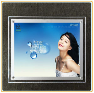 Indoor Picture Display Frame/A3 Crystal Light Box pictures & photos