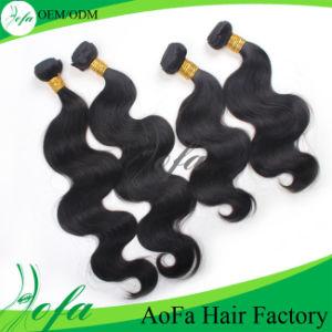 Factory Price 7A Human Hair Extension Virgin Brazilian Hair pictures & photos