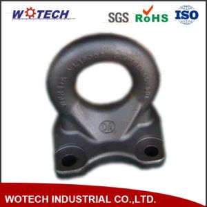 High Quality Aluminum Forging Parts of Motorcycle Parts