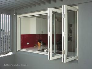 Non Corruption Bifold Aluminium Doors and Windows pictures & photos