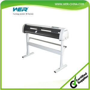 "25mm/S-500mm/S (0.98""/s-19.7""/s) Cutting Plotter (N Series) pictures & photos"