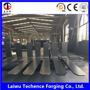 Free Forged Plane Hook Type Forklift Forks pictures & photos