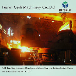 Billet Continuous Casting Machine for Steel Casting pictures & photos