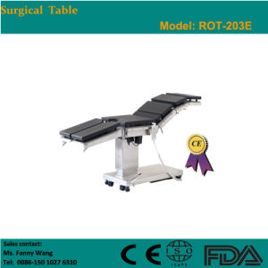 2015 Promotion! ! Electric Operation Table (ROT-203E) -Fanny pictures & photos