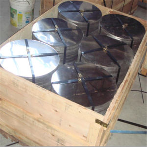 SUS201/304/410/430 Stainless Steel Circle with Ba Surface pictures & photos