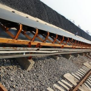 Long Distance Horizontal Curved Belt Conveyor pictures & photos