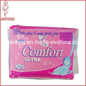 Comfort Cotton Sanitary Pads, Sanitary Napkin Manufacturer, 280mm Sanitary Chips, pictures & photos