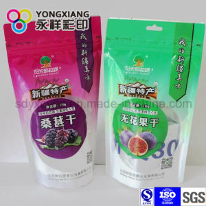 Customized Laminated Dried Food Stand up Pouch pictures & photos