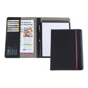 PU PVC Leather File Folder B403